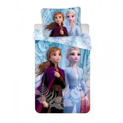 Obliečka z mikrovlákna - Ľadové Kráľovstvo 2 - Blue - 140x200 - Jerry Fabrics