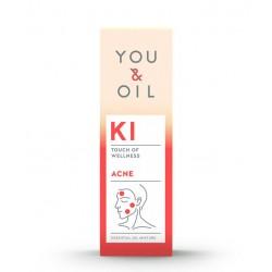 Zmes éterických olejov proti akné - 5 ml - YOU & OIL KI