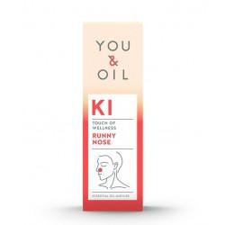 Zmes éterických olejov proti nádche - pre deti - BIO - 5 ml - YOU & OIL KIDS