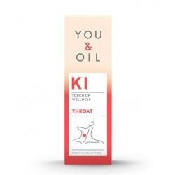 Zmes éterických olejov proti nádche - pre deti - BIO - 10 ml - YOU & OIL KIDS
