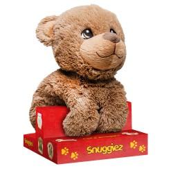 Plyšový medvedík Snuggiez Brownie - Rappa