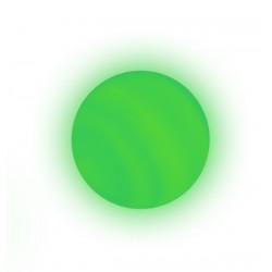 Skákacia loptička so svetlom Galaxy - 5,5 cm - Rappa