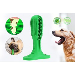 Zubná kefka pre psy - silikónová