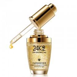 Luxusné kórejske zlaté sérum - s 24-karátovým zlatom - 30 ml