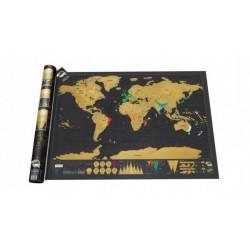 Stieracia mapa sveta - Deluxe Edition