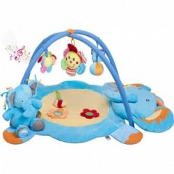 Hracia deka s melódiou - sloník s hračkou - PlayTo