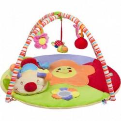 Hracia deka - stonožka s hračkou - PlayTo