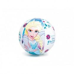 Nafukovacia lopta - Frozen - Ľadové kráľovstvo - 51 cm - Rappa