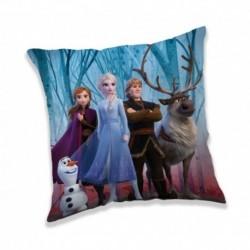 Vankúšik - in Forest - Ľadové Kráľovstvo 2 - 40 x 40 cm - Jerry Fabrics