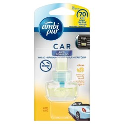 Ambi pur Car Complete 7ml - Anti Tobacco, náhradná náplň