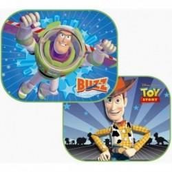 Slnečné clony do auta - Toy Story - 2 ks - Eurasia