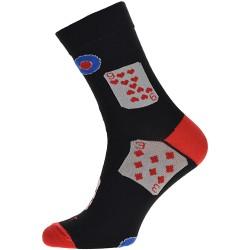 Unisex ponožky - Karty - WiTSocks