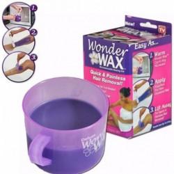 Vosk na ľahkú depiláciu - 141 g - Wonder Wax
