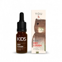 Suchý kašeľ BIO - 10 ml - YOU & OIL