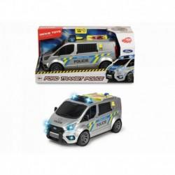 Policajné auto Ford Transit - česká verzia - Rappa