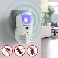 Odpudzovač parazitov s LED a snímačom 5 v 1 - InnovaGoods
