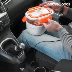 Ohrievacia krabička na jedlo do auta - 40 W - 12 V - bielooranžová - InnovaGoods