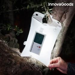 Nafukovací solárny vankúšik s LED - InnovaGoods