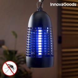 Svetelný lapač hmyzu KL-1600 - 4 W - čierny - InnovaGoods