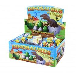 Dinosaurus rastúci vo vajci - Rappa
