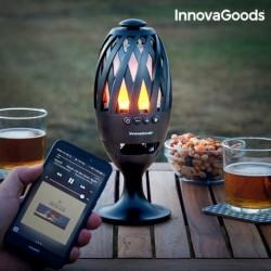 LED pochodeň s bluetooth reproduktorom - InnovaGoods