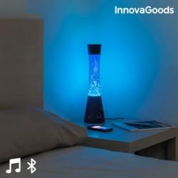 Lávová lampa s bluetooth reproduktorom a mikrofónom - InnovaGoods