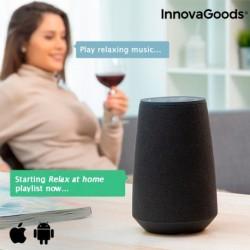 Inteligentný hlasový asistent s bluetooth reproduktorom VASS - InnovaGoods