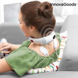 Elektromagnetický masážny prístroj na krk a chrbát - InnovaGoods