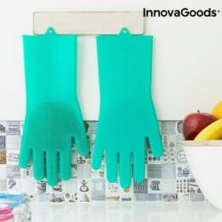 Viacúčelové silikónové rukavice - InnovaGoods