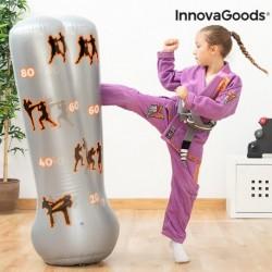 Detské nafukovacie boxovacie vrece so stojanom - InnovaGoods