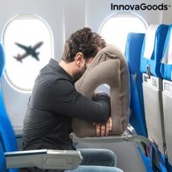 Čelný nafukovací cestovný vankúš Snoozy - InnovaGoods