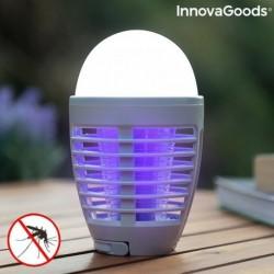 Dobíjacia repelentná lampa s LED Kl Bulb 2 v 1 - InnovaGoods