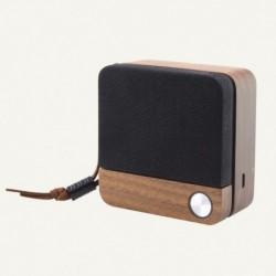 Bezdrôtový bluetooth reproduktor Eco Speak - 400 mAh - 3,5 W - drevený