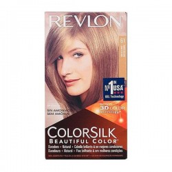 Farba bez amoniaku Colorsilk - tmavá blond - Revlon