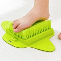 Masážna kefa na nohy