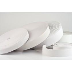 Navliekacia guma - biela - 200 x 2 cm