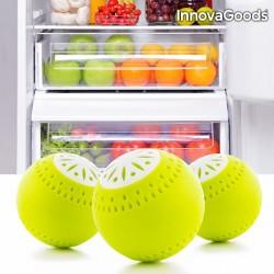 Loptičky do chladničky - 3 ks - InnovaGoods
