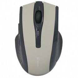 Bezdrôtová myš Accura MM-665 - sivá - Defender