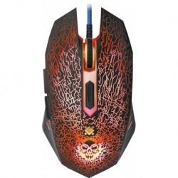 Herná optická myš Shock GM-110L - Defender
