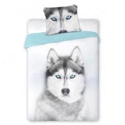 Bavlnené obliečky Husky - 140 x 200 cm - Faro