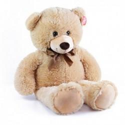 Veľký plyšový medveď Bono - 80 cm - svetlý - Rappa