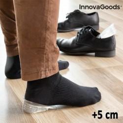 Silikónové kliny pod päty - 5 cm - InnovaGoods
