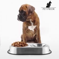Dvojmiska pre psíkov - Pet Prior