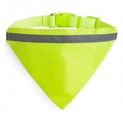 Reflexná šatka Pet Bandana - žltá