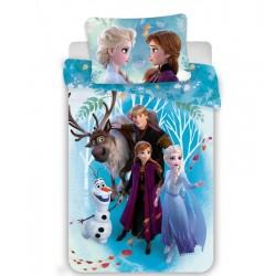 Bavlnené obliečky - Ľadové kráľovstvo 2 - Family Baby - 100 x 135 - Jerry Fabrics