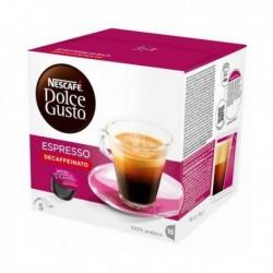Kapsuly Dolce Gusto - Espresso Decaffeinato - 16 ks - Nescafé