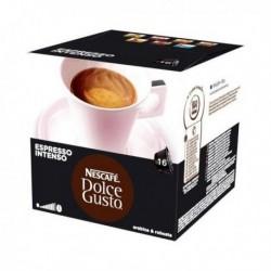 Kapsuly Dolce Gusto - Espresso Intenso - 16 ks - Nescafé