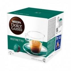 Kapsuly Dolce Gusto - Espresso Ristretto - 16 ks - Nescafé