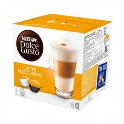 Kapsuly Dolce Gusto - Latte Macchiato - 16 ks - Nescafé