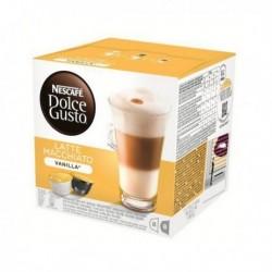 Kapsuly Dolce Gusto - Latte Macchiato vanilka - 16 ks - Nescafé
